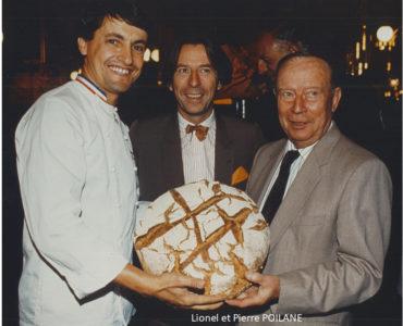 LIONEL & PIERRE POILANE